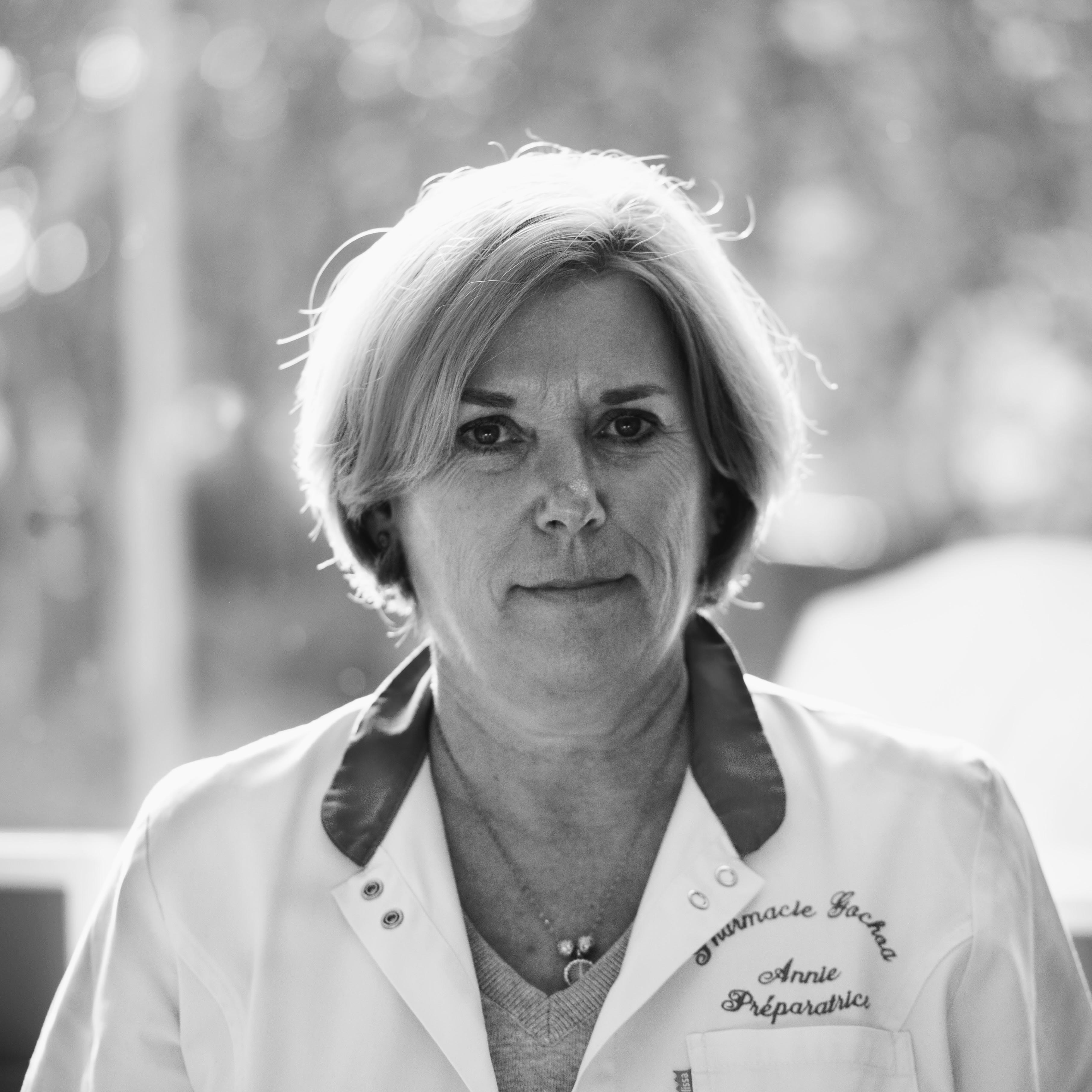 Anne-Marie Larran-Vigneau