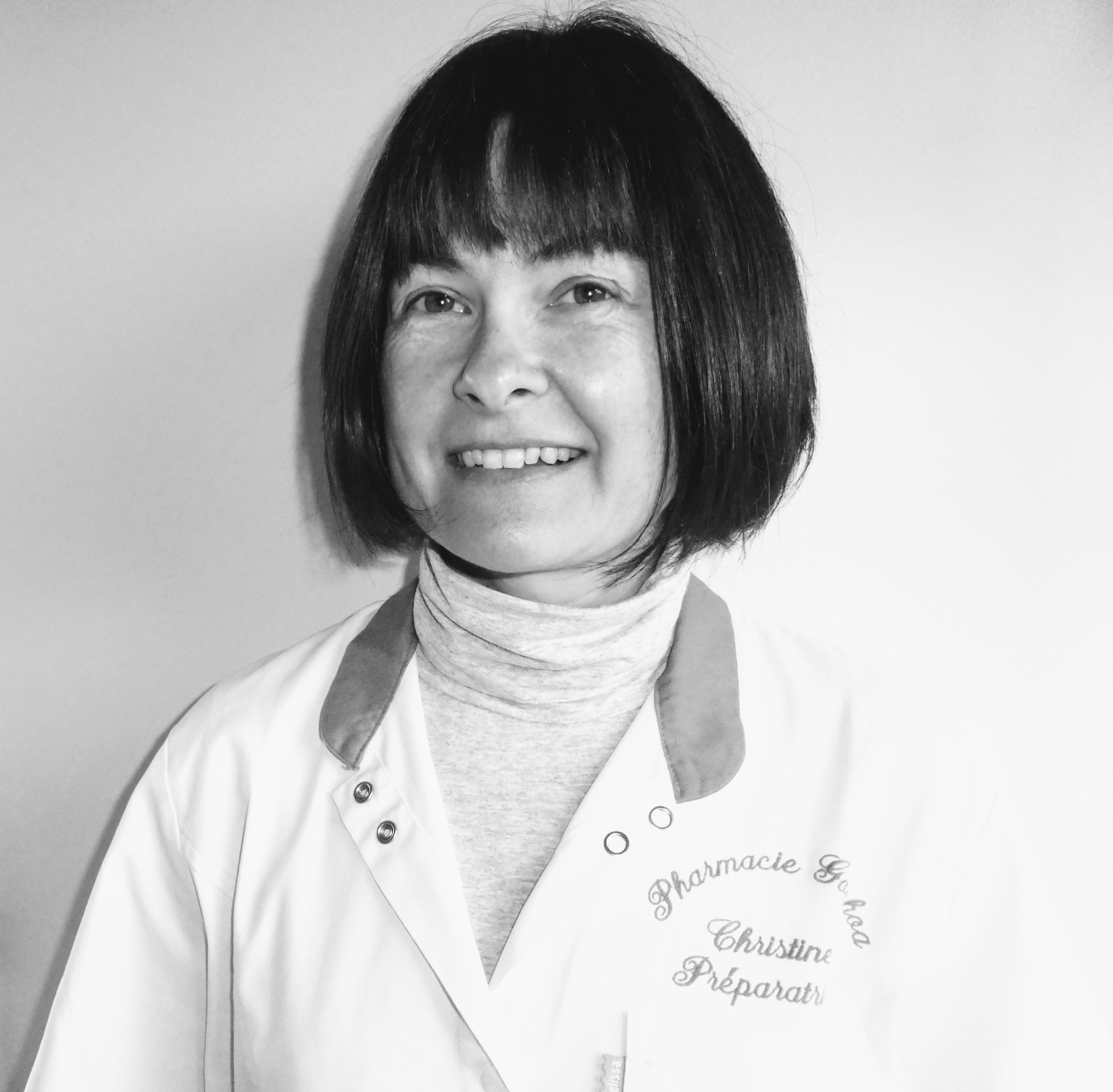 Chrisitine Lasserre
